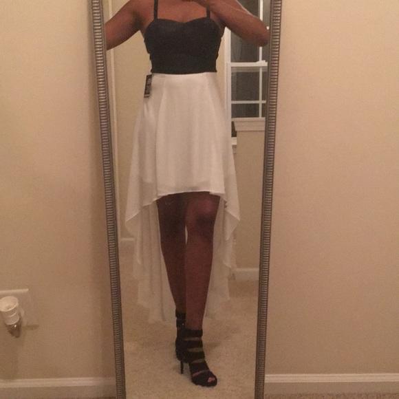 Express Dresses & Skirts - Express Hi-Low Maxi Dress